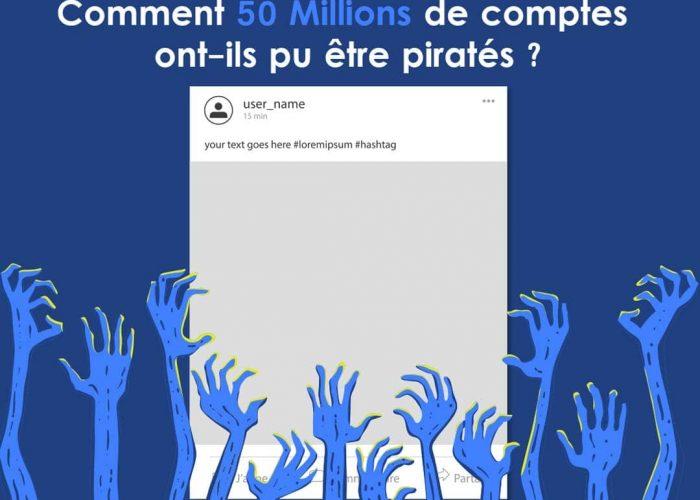Facebook: Comment 50 millions de comptes ont-ils pu être piratés ?