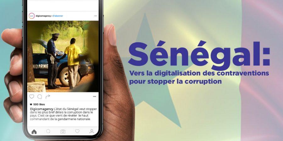 Sénégal : Vers la digitalisation des contraventions pour stopper la corruption