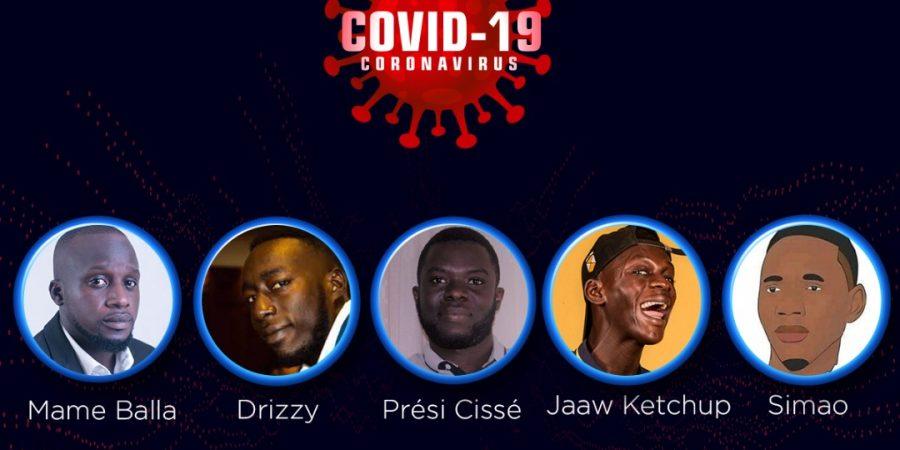 Marketing d'influence au Sénégal : Les influenceurs web face au Covid19