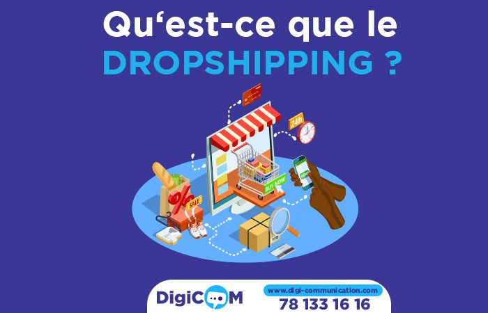 Qu'est-ce que le dropshipping?