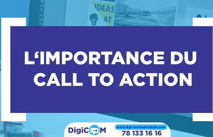 L'importance d'avoir un call to action :