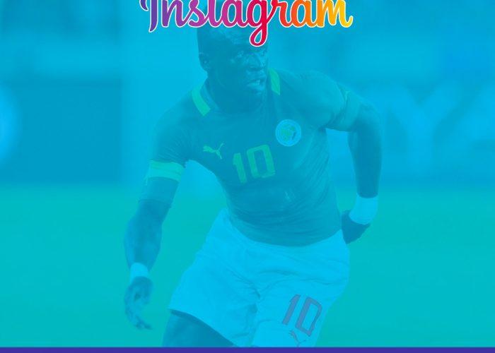 Top 10 des sportifs les plus influents sur Instagram au Sénégal