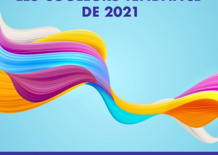 Couleurs : les tendances 2021