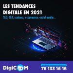 Les tendances digitales en 2021